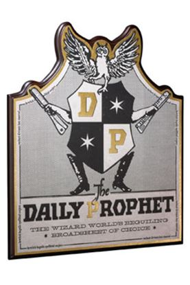 Picture of Harry Potter Escudo Daily Prophet