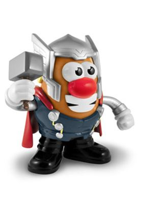 Picture of Marvel Comics Figura Mr. Potato Thor 15 cm