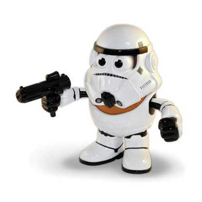 Picture of FIGURA MR POTATO STAR WARS : STORMTROOPER 17 CM
