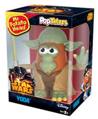 Picture of FIGURA MR POTATO STAR WARS : YODA 17 CM
