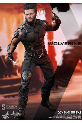 Picture of X-Men Días del futuro pasado Figura Wolverine