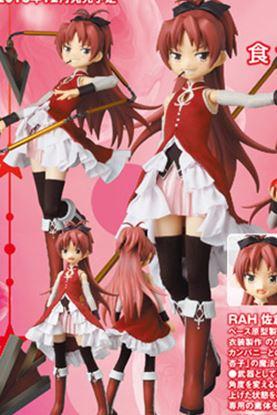 Picture of Puella Magi Madoka Magica Figura RAH MGM 1/6 Kyoko Sakura 28 cm