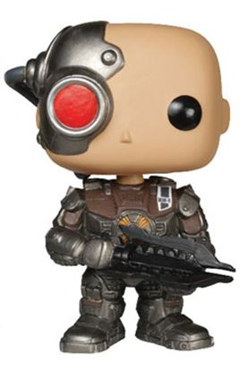 Picture of Evolve POP! Games Vinyl Figura Markov 9 cm