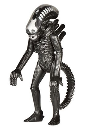 Picture of Alien ReAction Figura Metallic Alien 10 cm