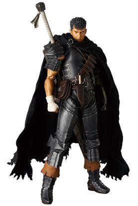 Picture of Berserk Golden Age Arc Figura RAH Guts Black Swordsman Ver. 30 cm