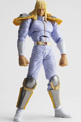Picture of Fist of the North Star Figura Revoltech Yamaguchi LR-027 Shin 15 cm