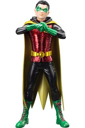 Picture of DC Comics Estatua PVC ARTFX+ 1/10 Robin Damian Wayne (The New 52) 16 cm