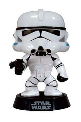 Picture of Star Wars POP! Vinyl Cabezón Clone Trooper Black Box Re-Issue 9 cm