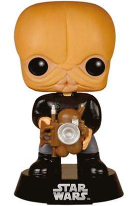 Picture of Star Wars POP! Vinyl Cabezón Nalan Cheel 9 cm