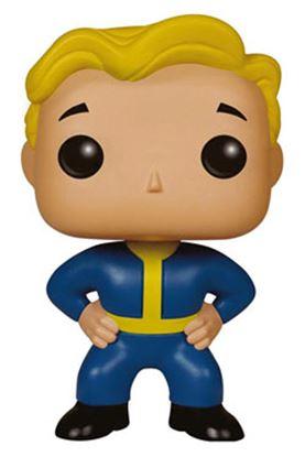 Picture of Fallout POP! Games Vinyl Figura Vault Boy 9 cm