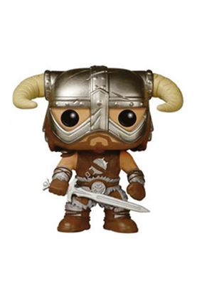 Picture of The Elder Scrolls V Skyrim POP! Games Vinyl Figura Dovahkin 9 cm
