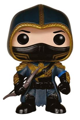 Picture of The Elder Scrolls V Skyrim POP! Games Vinyl Figura Breton 9 cm