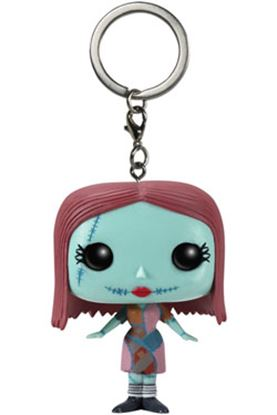 Picture of Pesadilla antes de Navidad Llavero Pocket POP! Vinyl Sally 4 cm