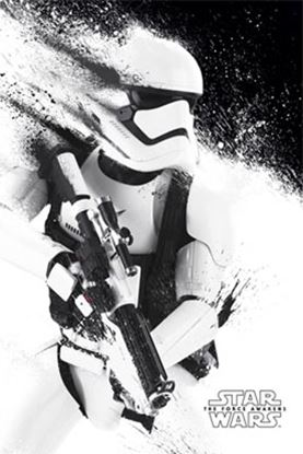 Picture of Stormtrooper Paint 61 x 91 cm