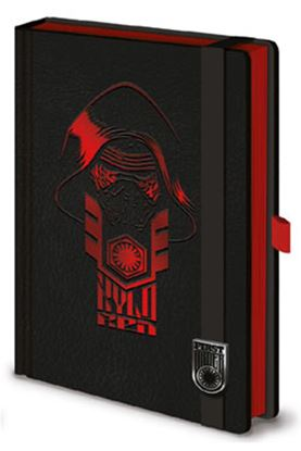 Picture of Star Wars Episode VII Libreta Premium A5 Kylo Ren