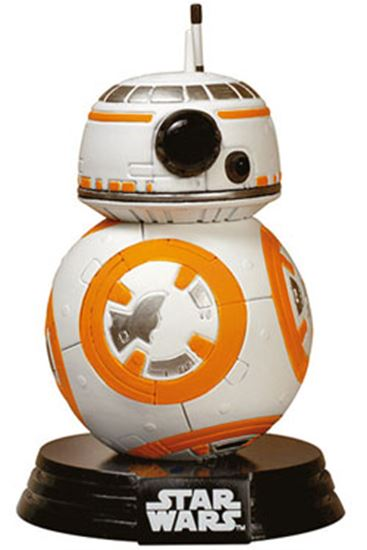 Picture of Star Wars Episodio VII POP! Vinyl Cabezón BB-8 Droid 10 cm