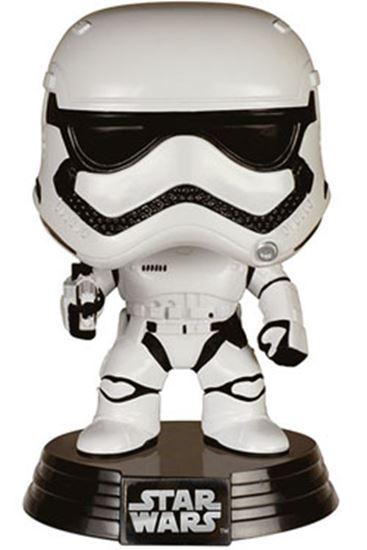Picture of Star Wars Episodio VII POP! Vinyl Cabezón First Order Stormtrooper 10 cm