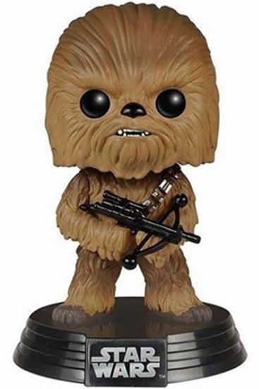 Picture of Star Wars Episodio VII POP! Vinyl Cabezón Chewbacca 10 cm