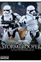 Picture of Star Wars Episode VII Pack de 2 Figuras Movie Masterpiece 1/6 First Order Stormtroopers