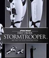 Foto de Star Wars Episode VII Figura Movie Masterpiece 1/6 First Order Stormtrooper 30 cm