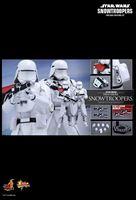 Foto de Star Wars Episode VII Pack de 2 Figuras Movie Masterpiece 1/6 First Order Snowtroopers