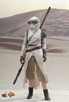 Picture of Star Wars Episode VII Pack de 2 Figuras Movie Masterpiece 1/6 Rey & BB-8