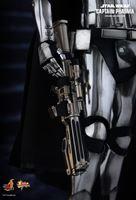 Foto de Star Wars Episode VII Figura Movie Masterpiece 1/6 Captain Phasma 33 cm