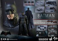 Picture of Batman v Superman Dawn of Justice MMS 1/6 Batman & Superman Exclusive Set (2)