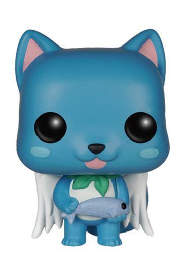 Picture of Fairy Tail POP! Animation Vinyl Figura Happy 9 cm