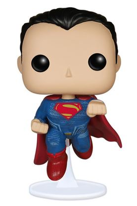 Picture of Batman v Superman POP! Heroes Vinyl Figura Superman 9 cm