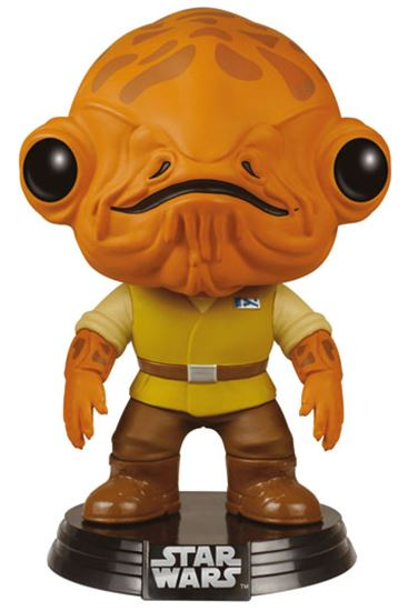 Picture of Star Wars Episode VII POP! Vinyl Cabezón Admiral Ackbar 9 cm