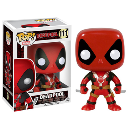 Picture of Pop! Marvel: Deadpool Two Swords
