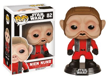 Picture of Star Wars Episode VII POP! Vinyl Cabezón Nien Nunb 9 cm