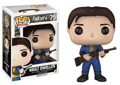 Picture of Fallout 4 POP! Games Vinyl Figura Sole Survivor 9 cm