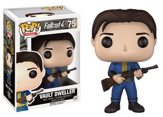 Picture of Fallout 4 POP! Games Vinyl Figura Sole Survivor 9 cm