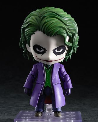 Picture of GOODSMILE COMPANY NENDOROID 566 THE JOKER: VILLAIN'S EDITION