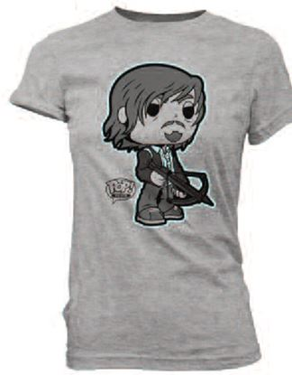 Picture of Pop! Tees: The Walking Dead - Daryl Dixon Girls