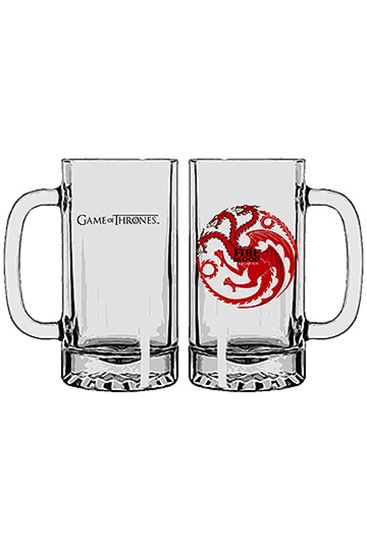 Picture of Juego de Tronos Jarra de cerveza Targaryen