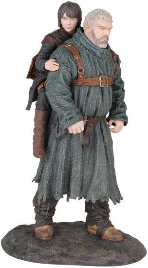 Picture of Juego de Tronos Estatua PVC Hodor & Bran 23 cm
