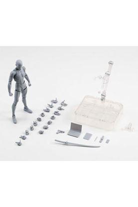 Picture of S.H. Figuarts Figura Man Deluxe Set Grey Version 15 cm