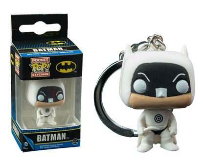 Picture of DC Comics Llavero Pocket POP! Vinyl Batman Bullseye 4 cm