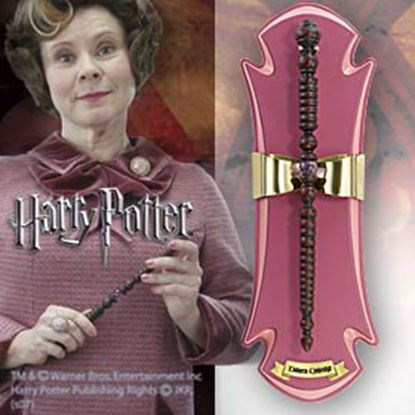 Picture of Harry Potter Réplica Varita mágica de Dolores Umbridge 27 cm