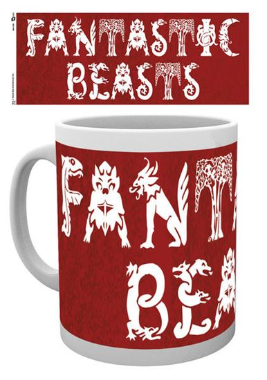 Picture of Harry Potter Taza Fantastic Beasts
