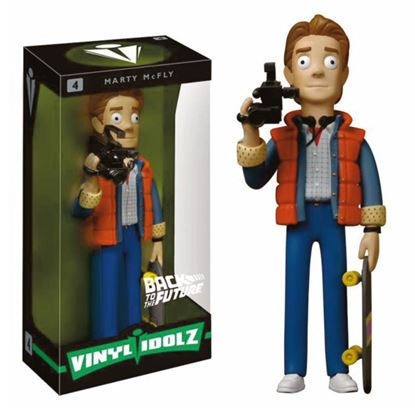 Picture of Regreso al Futuro Vinyl Sugar Figura Vinyl Idolz Marty McFly 20 cm