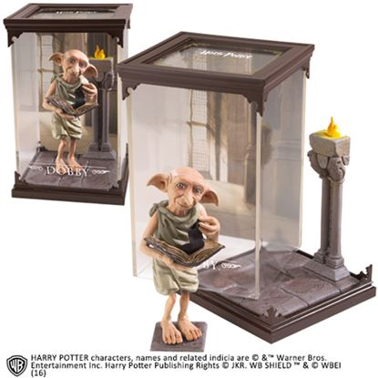 "Picture of Figura Dobby ""Magical Creatures"" - Harry Potter"