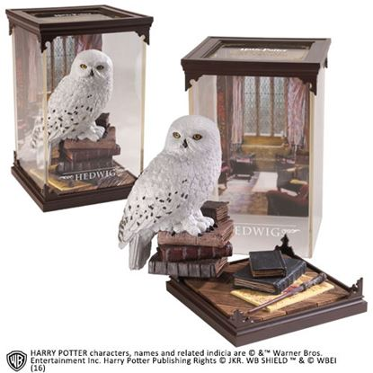 "Picture of Figura Hedwig ""Magical Creatures"" - Harry Potter"