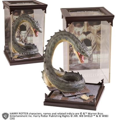 """Picture of Figura Basilisk """"Magical Creatures"""" - Harry Potter"""