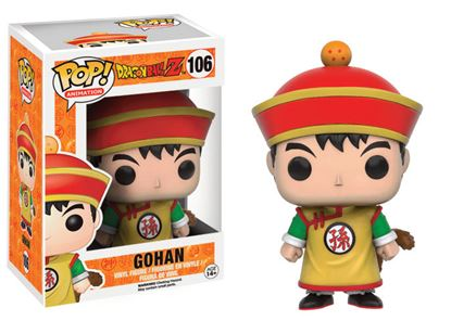 Picture of Dragonball Z POP! Animation Vinyl Figura Gohan 9 cm