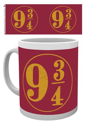 Picture of Harry Potter Taza 9 3-4