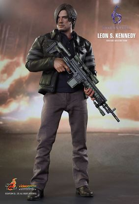 Picture of Resident Evil: Leon S. Kennedy 1:6 scale Figure